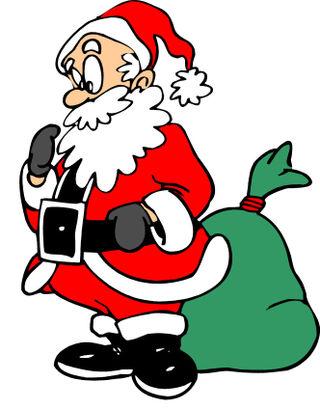 Santa_thinking
