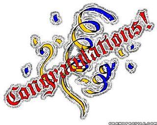 Congratulations-7