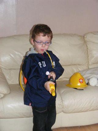 Fireman charley